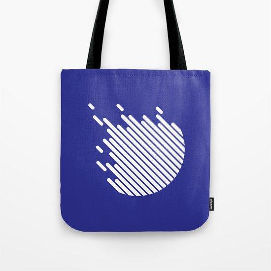 Meteor Shower Tote Bag