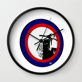 CASUAL STYLE Wall Clock