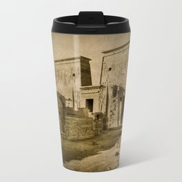 Philae Temple Travel Mug
