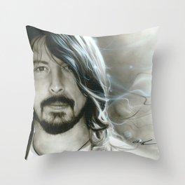 D. G. Throw Pillow
