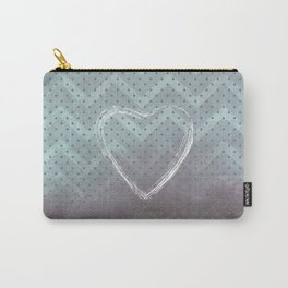 Hearts I Carry-All Pouch