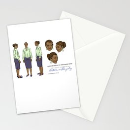Darshanna Penna Character Design II Stationery Cards