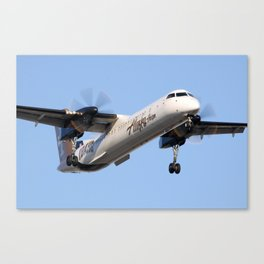 "Horizon Q400 ""Idaho"" livery Canvas Print"