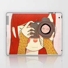 Behind The Lens Laptop & iPad Skin