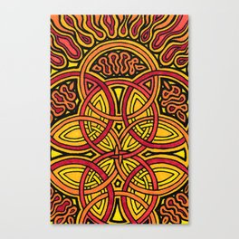 47 Canvas Print