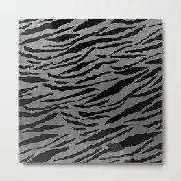 Tiger Animal Print Glam #4 #pattern #decor #art #society6 Metal Print