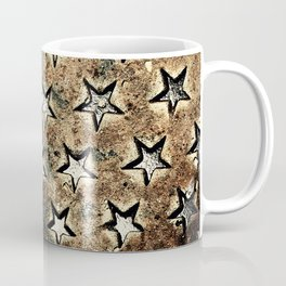 Serie Texturas - CleMpasS - Estrellas Coffee Mug