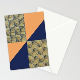 Fluid Abstract 13 Stationery Cards