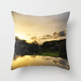 6PM Throw Pillow
