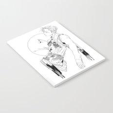 Snowdrop Notebook