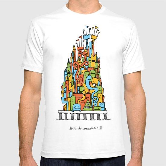 Monster Tower III T-shirt