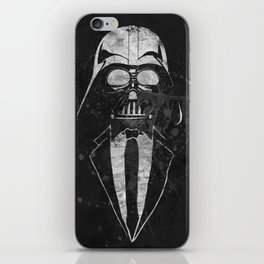 Darth Vader Gentleman iPhone Skin