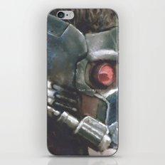 space cowboy iPhone & iPod Skin