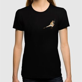 Jurassic Park Pin-Ups ~ Robert Muldoon T-shirt