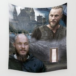 The wheel of change Wall Tapestry