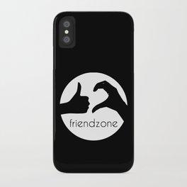 Friendzone iPhone Case