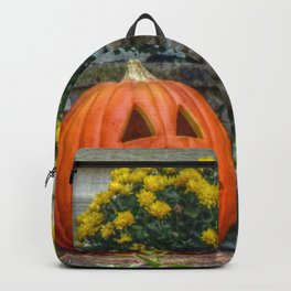 Autumn Scene Backpack