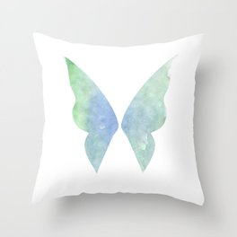 Healing Fairy Throw Pillow