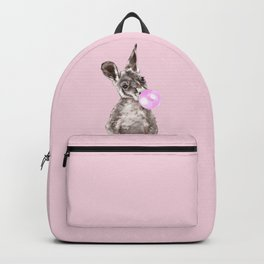 Bubble Gum Baby Kangaroo Backpack