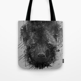 Young Predator Tote Bag