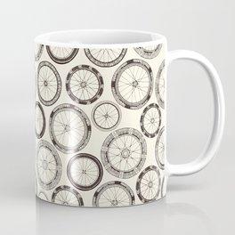 bike wheels pearl Coffee Mug