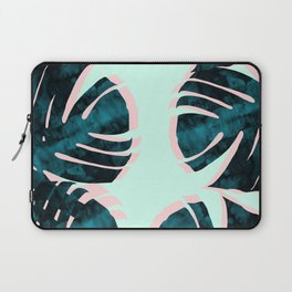 Tropical minimalist plant I Laptop Sleeve