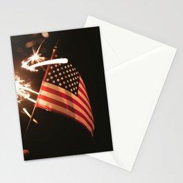 Happy America Stationery Cards