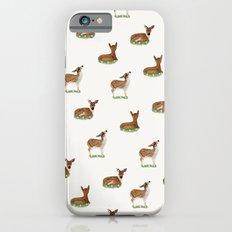 Deer Print Slim Case iPhone 6s