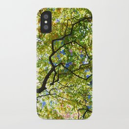 Arboretum Tree iPhone Case