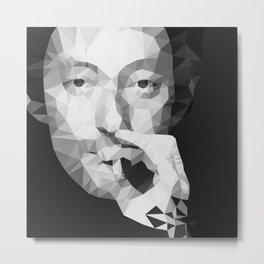 Gainsbourg Metal Print