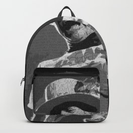 Ahead by a Century - Gord Downie Tragically Hip Backpack