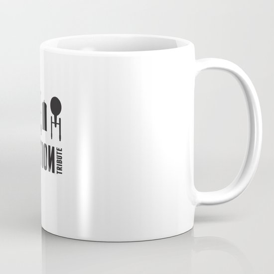 Beyond imagination: Sputnik 2 postage stamp  Mug