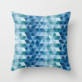 Water Alchemy Throw Pillow