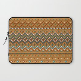 Pattern in Grandma Style #42 Laptop Sleeve