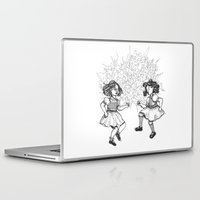 dancing Laptop & iPad Skins featuring Dancing by Required Animals