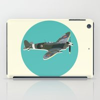 aviation iPad Cases featuring A Brief History of Aviation by Simon Alenius