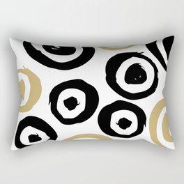 Geometric Pattern 7 Rectangular Pillow