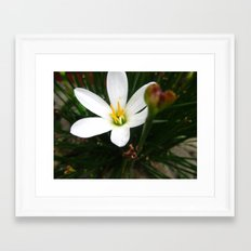 jizoa Framed Art Print