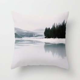 Milk/Ice Part 2 Throw Pillow