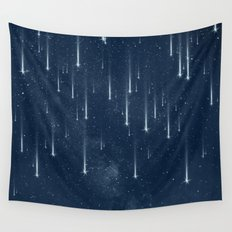 Wishing Stars Wall Tapestry