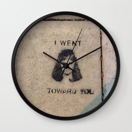 Cemented Series 3 Wall Clock
