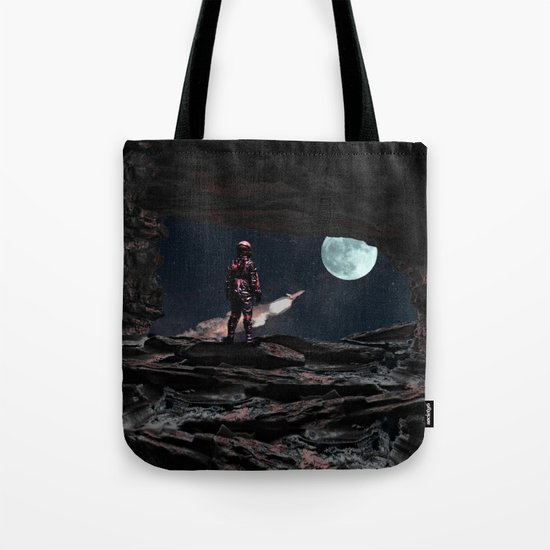 Last Flight Out Tote Bag