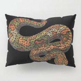 Snarly Snake Pillow Sham