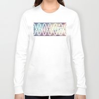 diamonds Long Sleeve T-shirts featuring Diamonds by Last Call