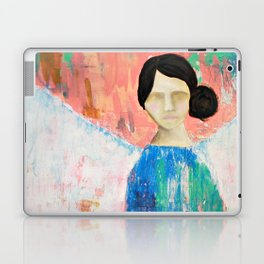Angel of Spring and Grace Laptop & iPad Skin