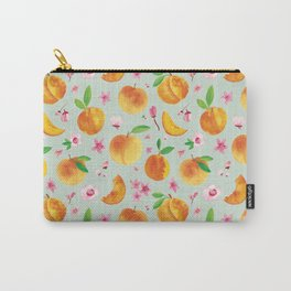 Palisade Peaches Aloe Carry-All Pouch