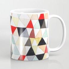 Geometric Pattern Watercolor & Pencil Robayre Mug