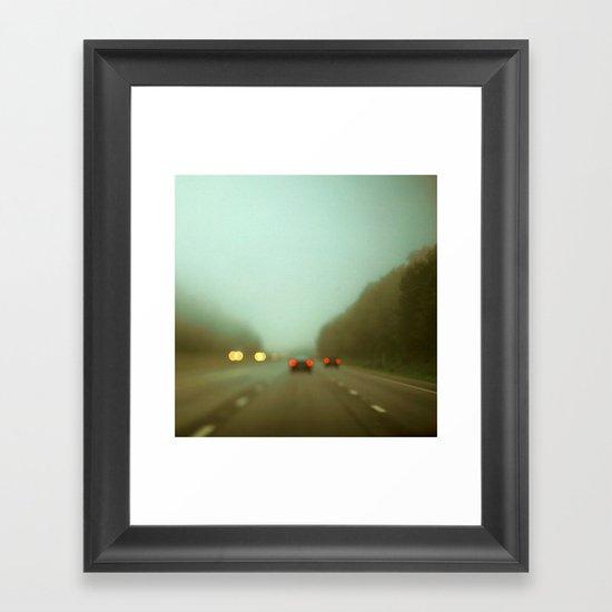 Ohio #5 Framed Art Print