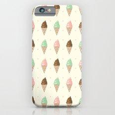 Ice Cream - Whipped iPhone 6s Slim Case