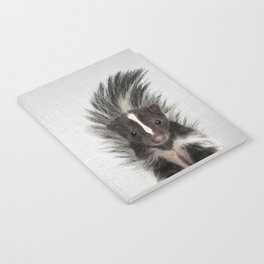 Skunk - Colorful Notebook